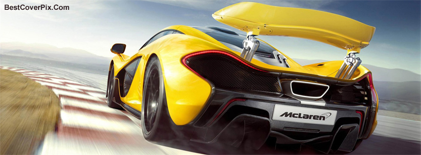 Sports Cars Facebook Covers for Boys