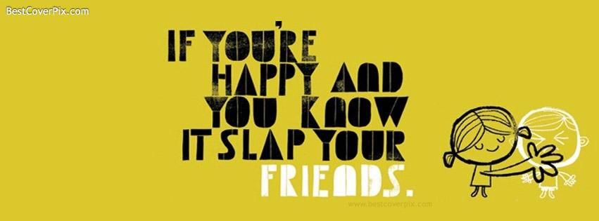 happy friends cover photo