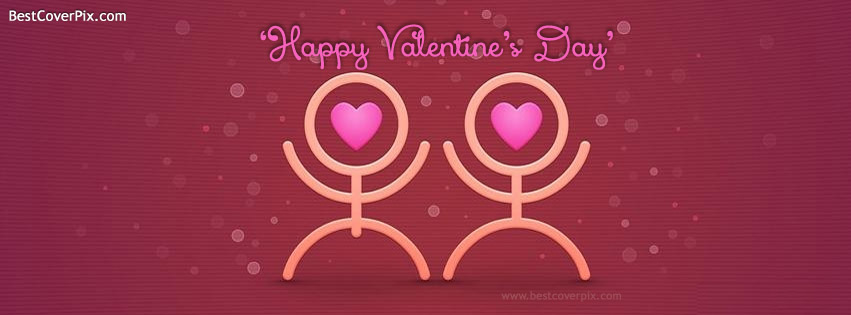 valentines day fb ..cover
