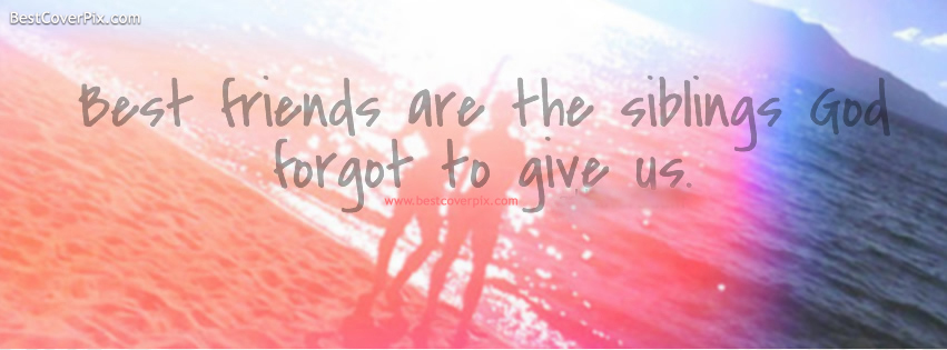 Friendship Quotes Facebook Covers