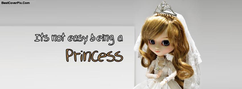 princes doll Facebook Cover