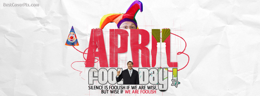 1st april fool cover photo