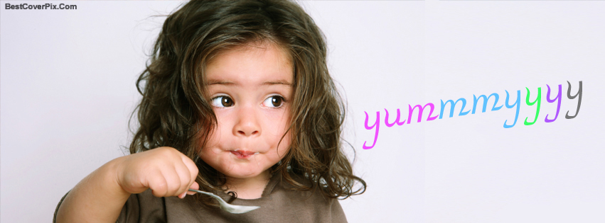 Cute Baby Girl Facebook Covers Yummy Photos