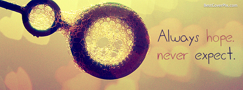 hope facebook cover photo