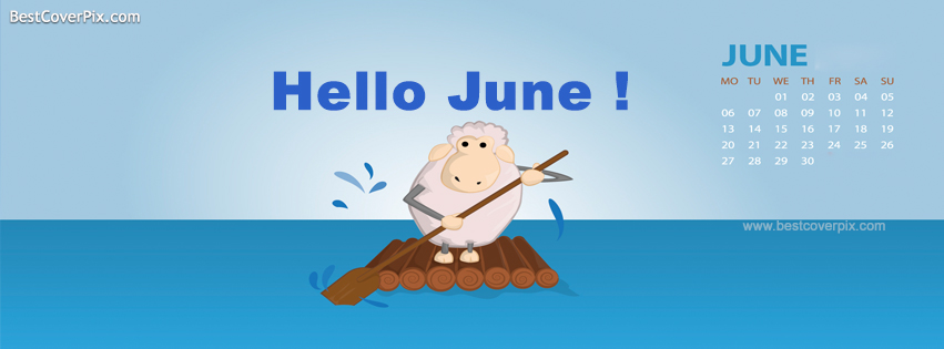 hello june fb cover photo