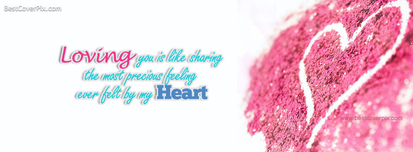 Loving You Love Quotes Facebook Timeline Cover Photo
