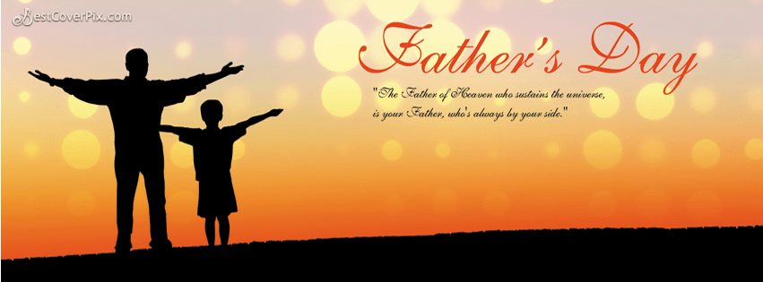 happy father day fb cover photo