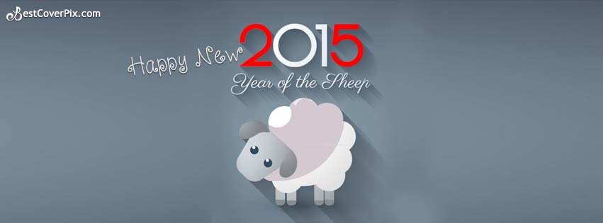 chinese happy new year 2015 year of the sheep