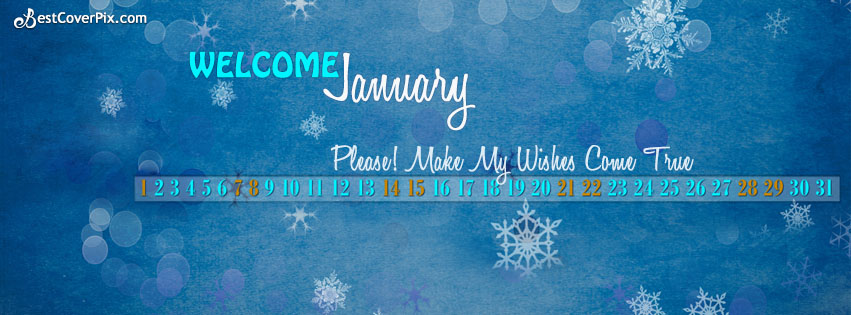 Welcome january 2015 fb cover photo