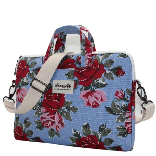 floral pattern sleeve / bag for 13.3 inch Macbook Air