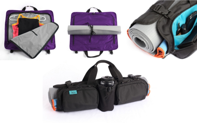 Cool Creative Yoga Bags