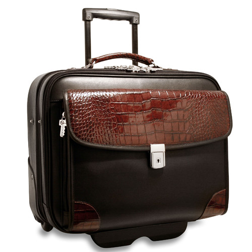 Best briefcase on wheels for women 2020