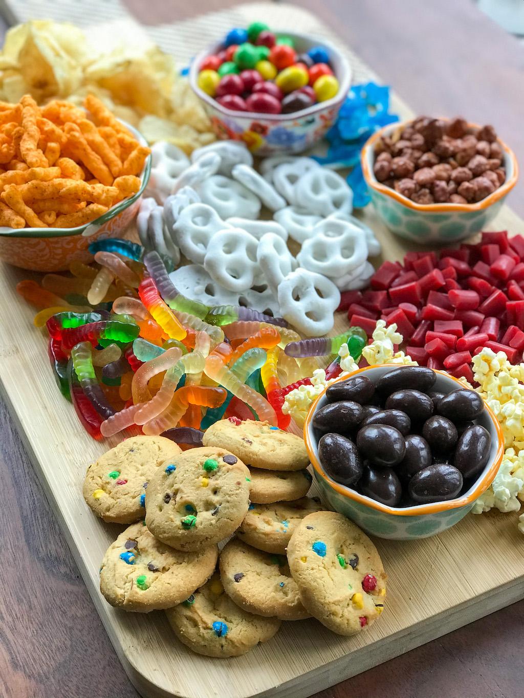 Epic Snack Board