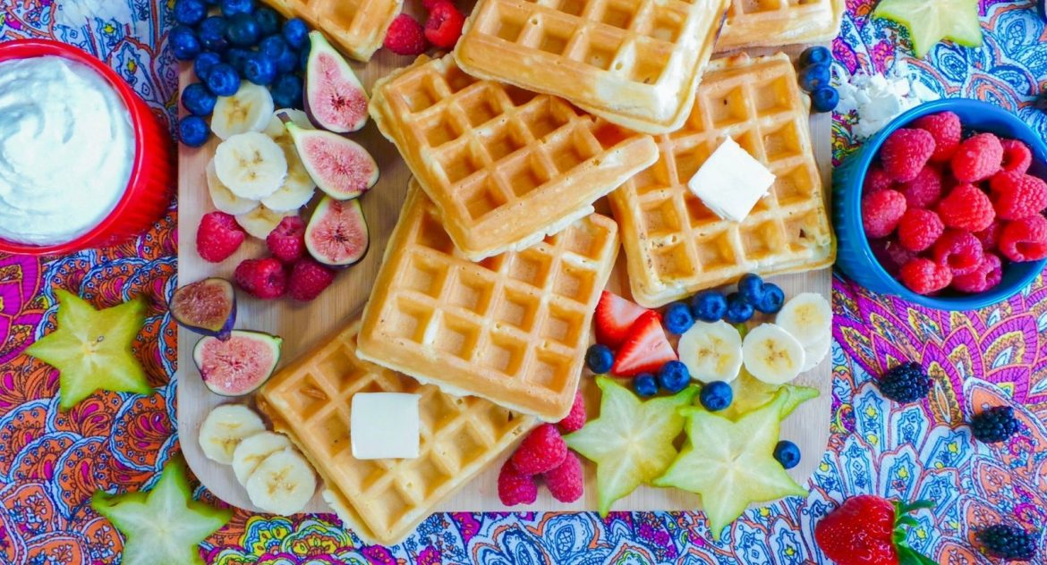 How to Make a Waffle Board