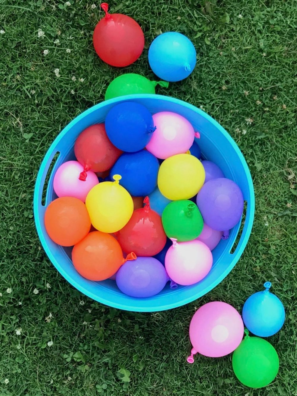 Stay Cool with Ice Cream + Water Balloon Capture the Flag