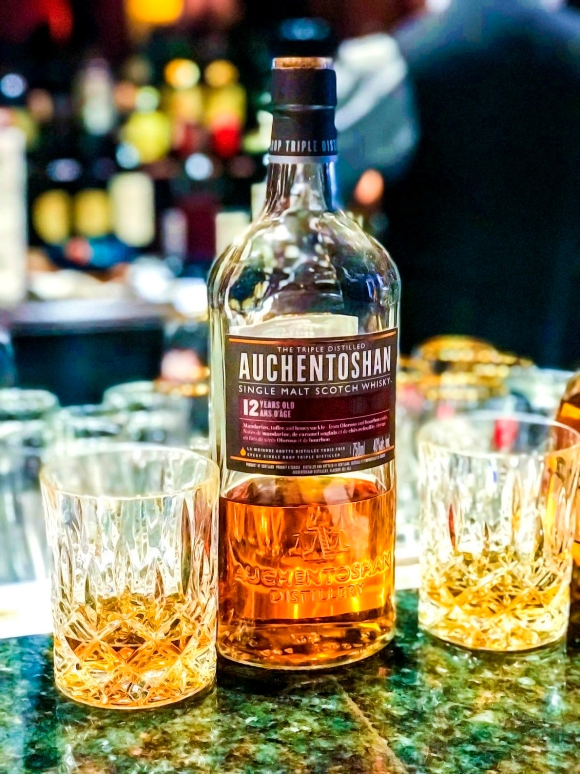 Learn About Scotch with a Guided Tasting