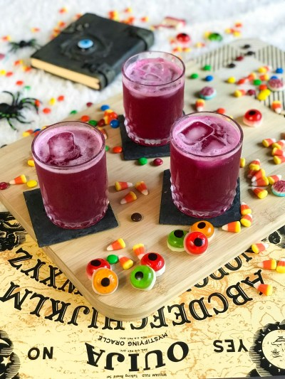 Halloween Cocktail Beetle Juice