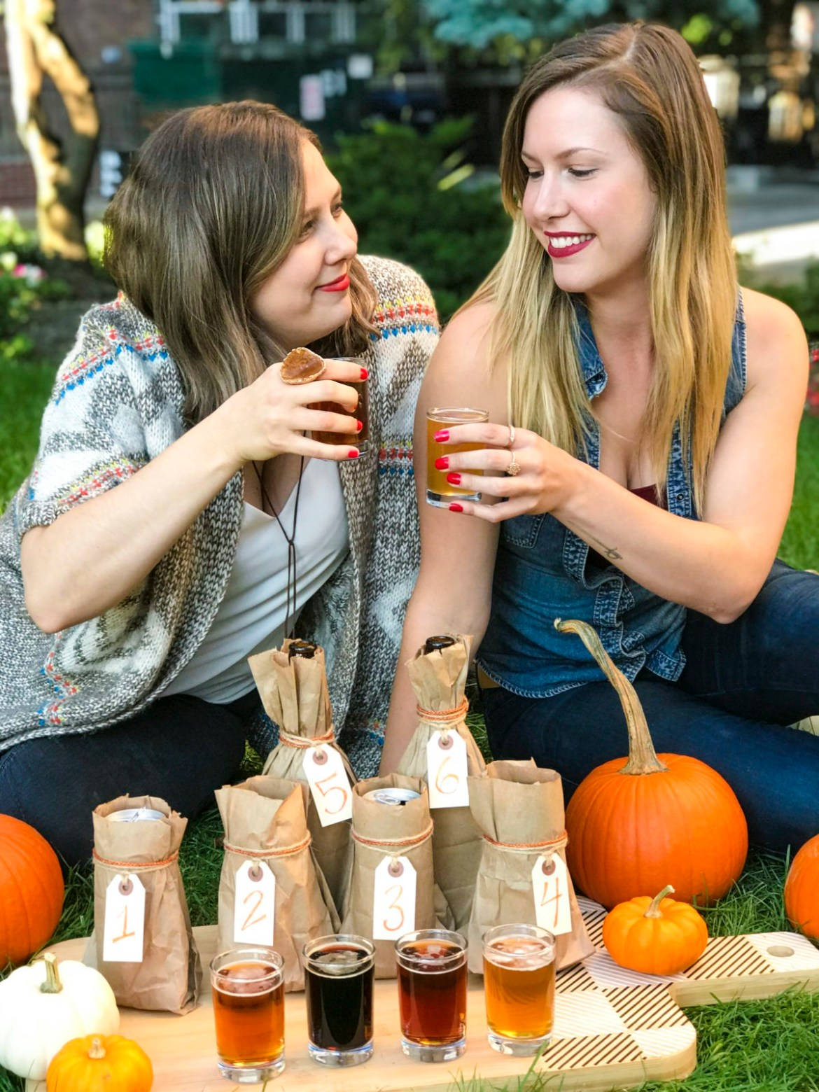 Celebrate Fall with a Pumpkin Beer Tasting