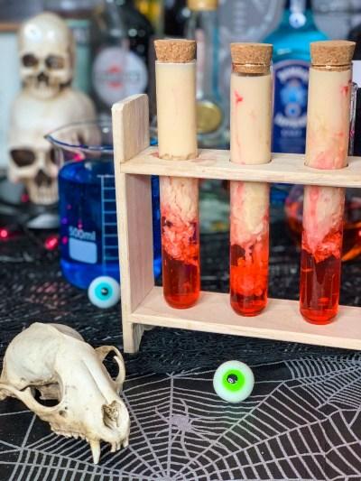 Brain Hemorrhage Shots for Halloween