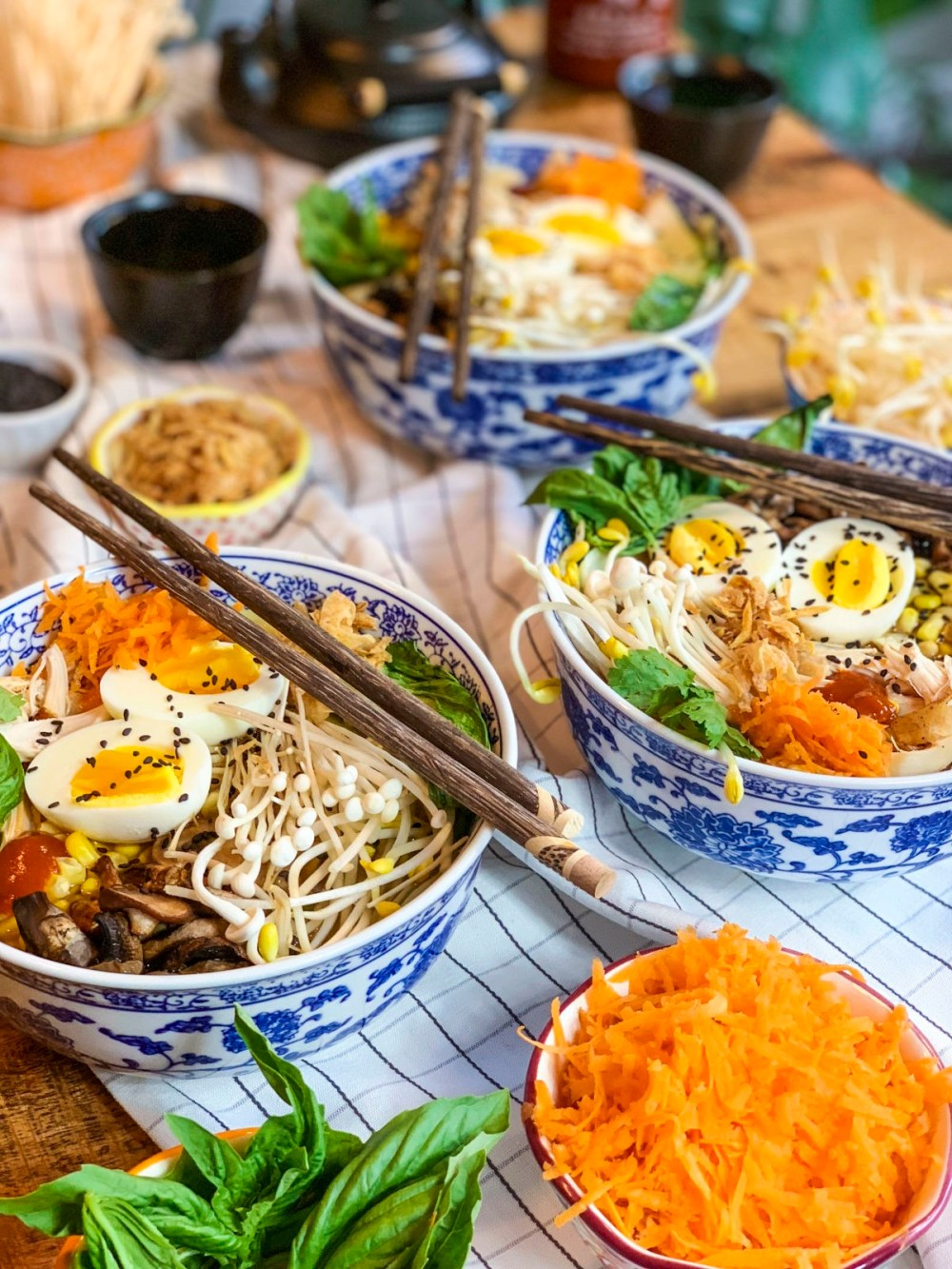Cure a Hangover with Ramen