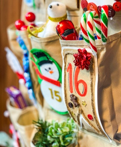 DIY an Advent Calendar