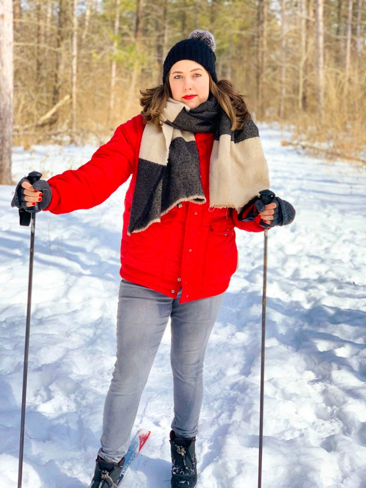 Skiing Adventure