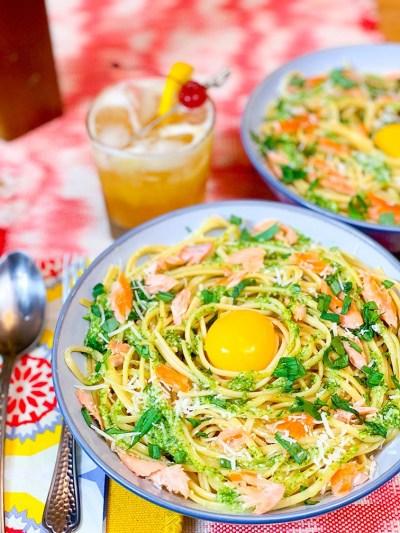 Pasta Carbonara Recipe