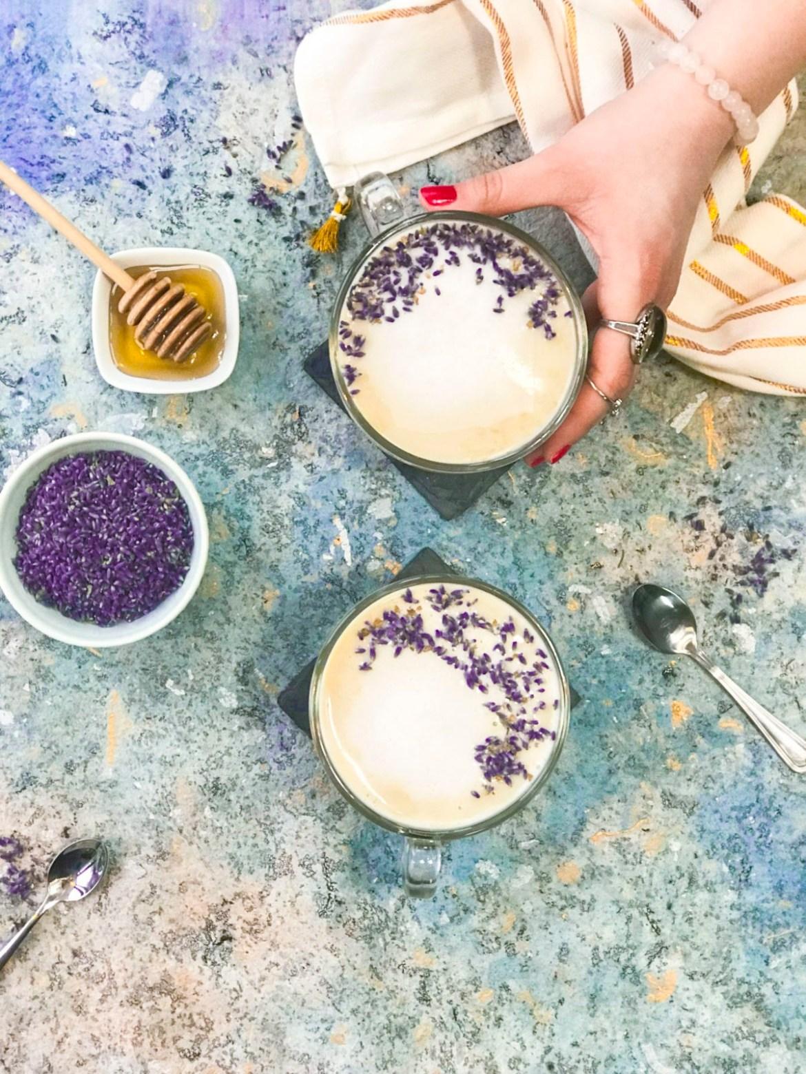 Lavender London Fog Recipe