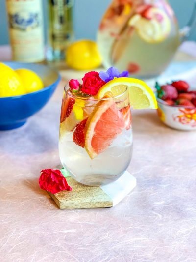 Spring Sangria Recipe