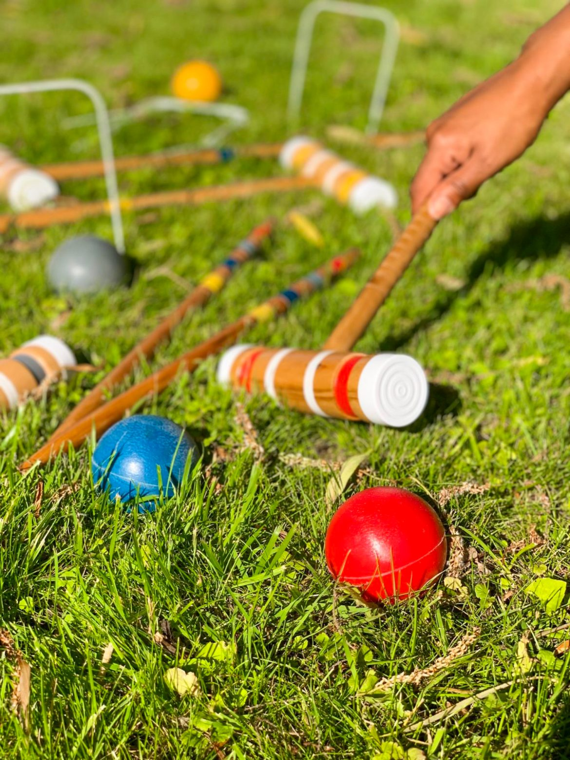 How to Play Lawn Games