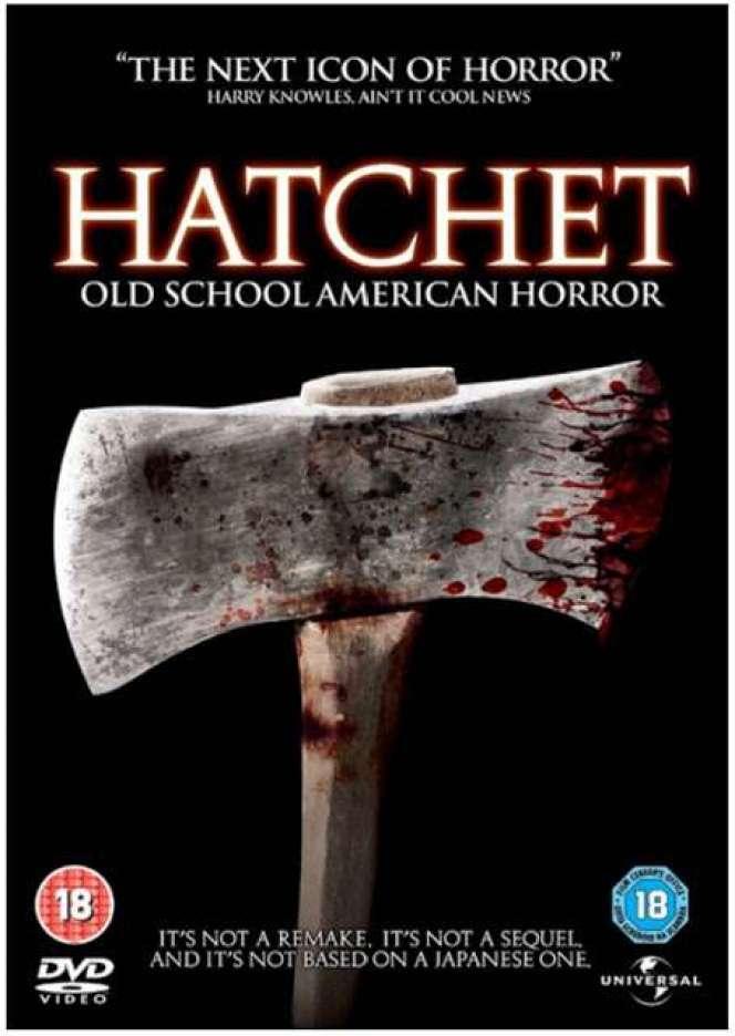 Hatchet Favourite Scary Movie