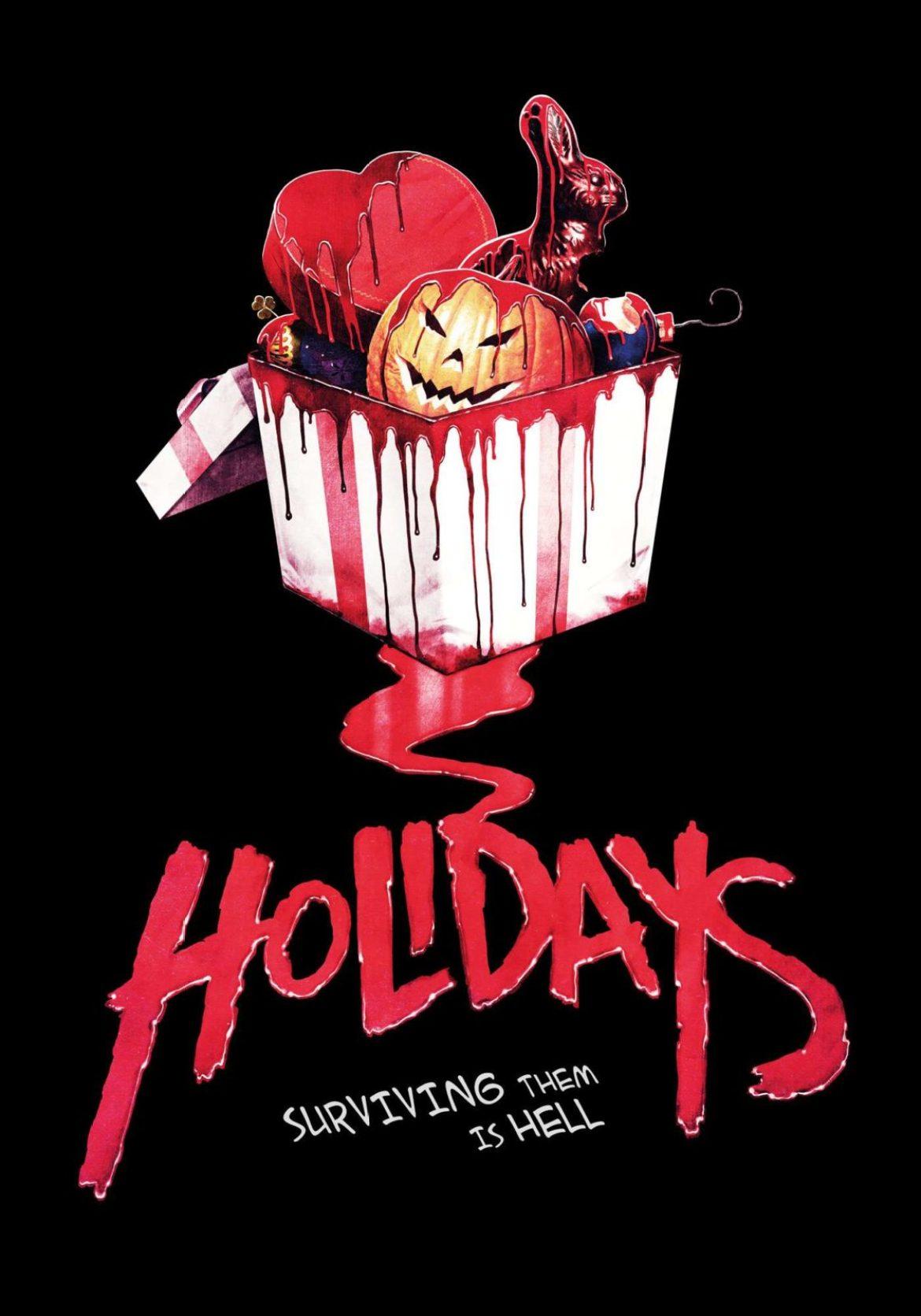 Holidays Favourite Scary Movies