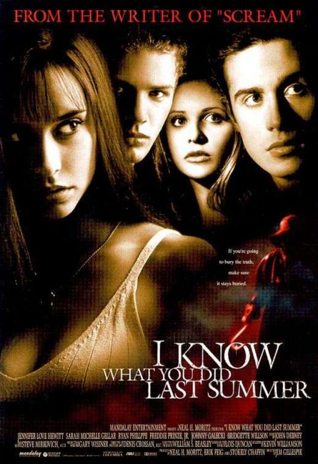 i_know_what_you_did_last_summer favourite scary movies