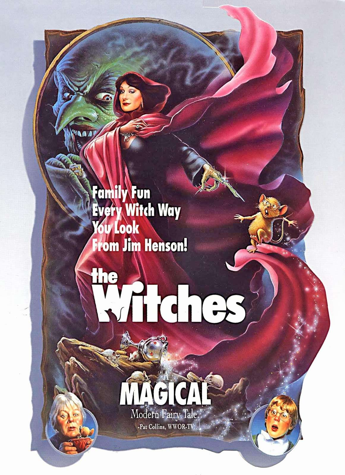 Witches Favourite Scary Movies