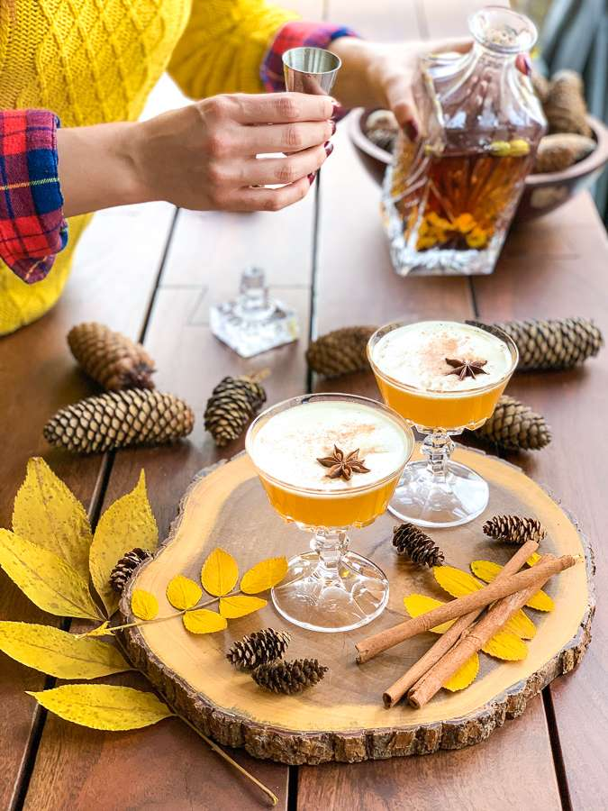 Chai Whisky Sour