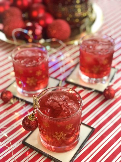 Sleigh Ride Christmas Mocktail