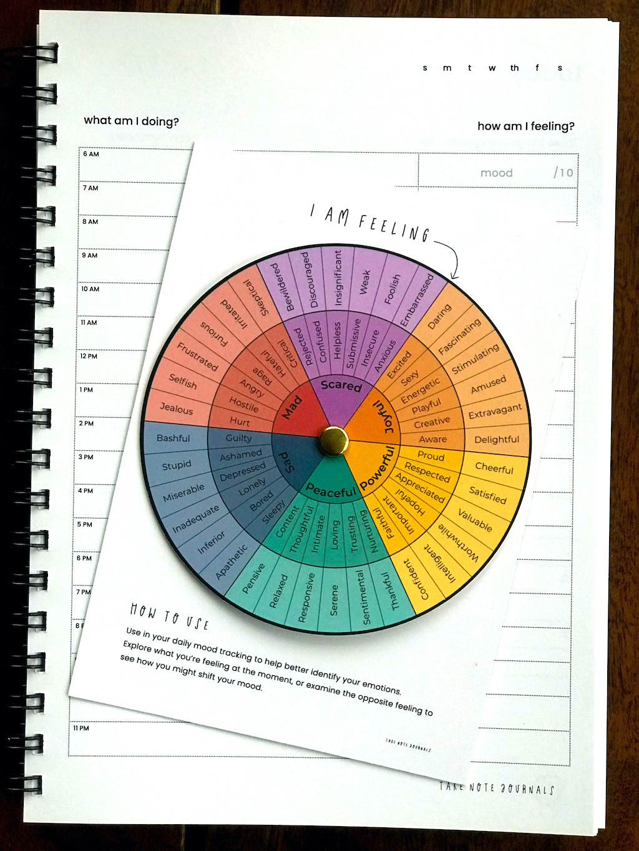 Take Up Wellness Journaling