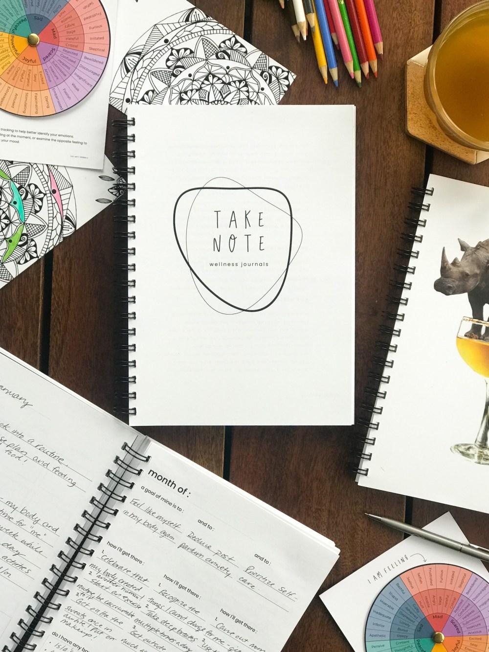 Take Note Journaling