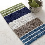Decorate With Navy And White Striped Rug Your House Best Decor Things
