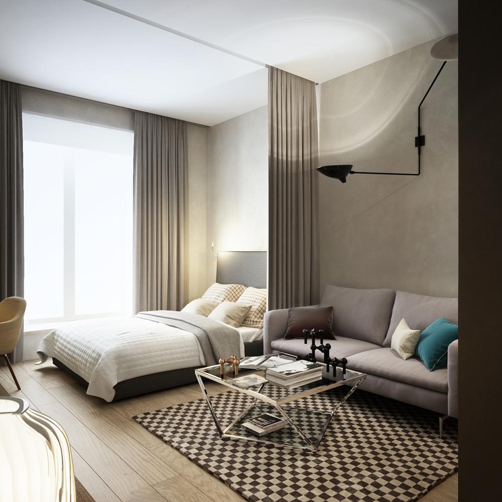 Furnishing Ideas Small Apartments
