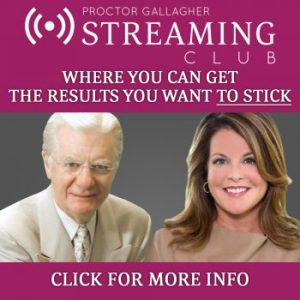 bob proctor and Sandy Gallagher