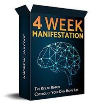 4 Week Manifestation