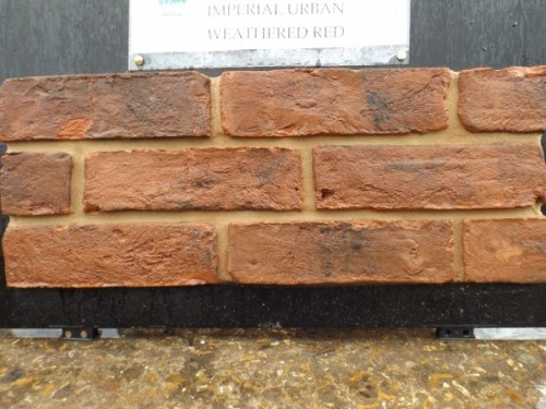 Reproduction Bricks Urban Weathered
