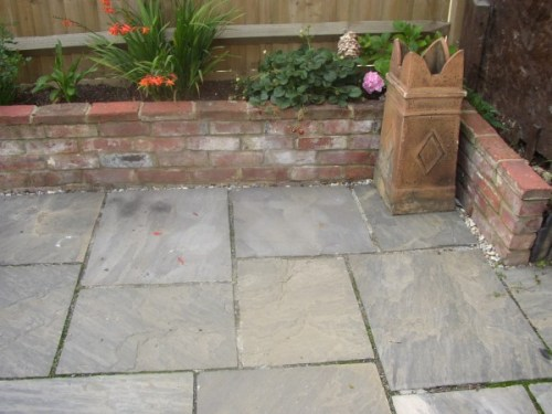 Indian Black Sandstone