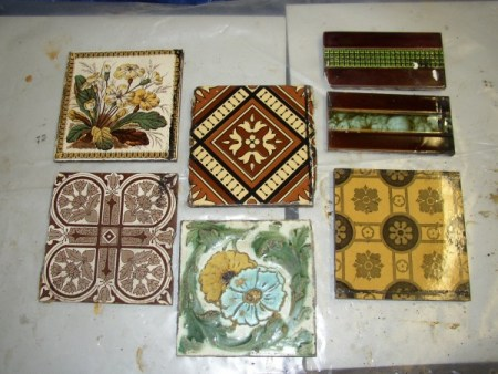Fireplace Tiles & Decorative Tiles