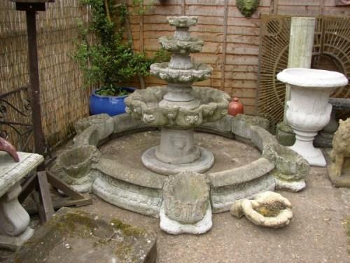 Four Tier Fountain
