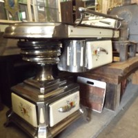 Special Items Louvain Stove