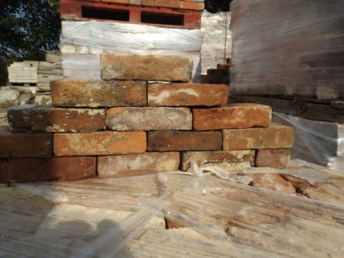 Red Kiln Bricks