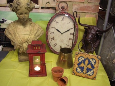 Various Decorative Items