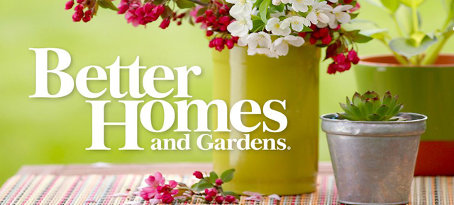 Better Homes & Gardens: Decorating Book
